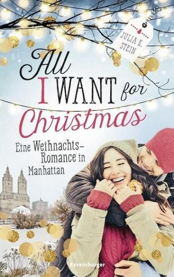 All I Want For Christmas: 1. Oktober 2018 NEU!