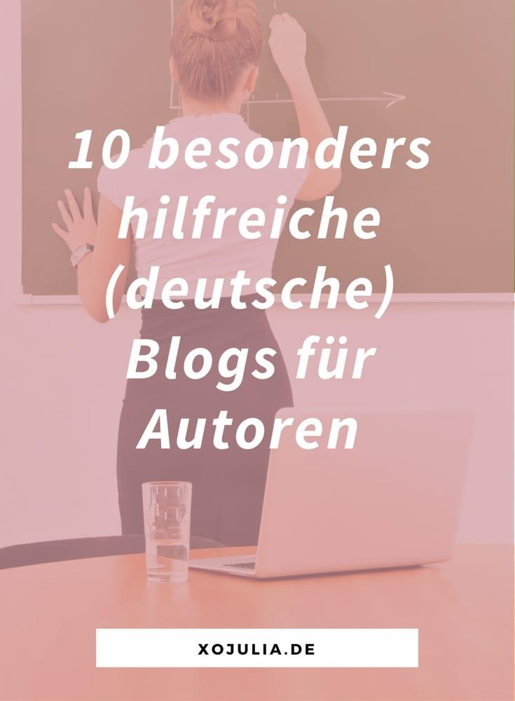 10 besonders hilfreiche (deutsche) Blogs für Autoren-3