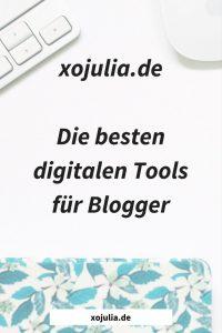 Die besten digitalen Tools und Software für Blogger und Online-Unternehmer(Innen)