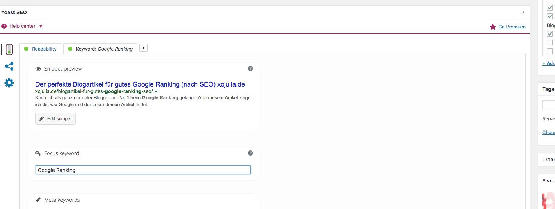Com Google Xo: Google Ranking