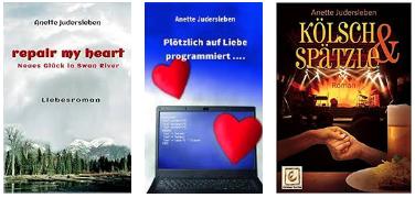 Anette Judersleben Buchcover I