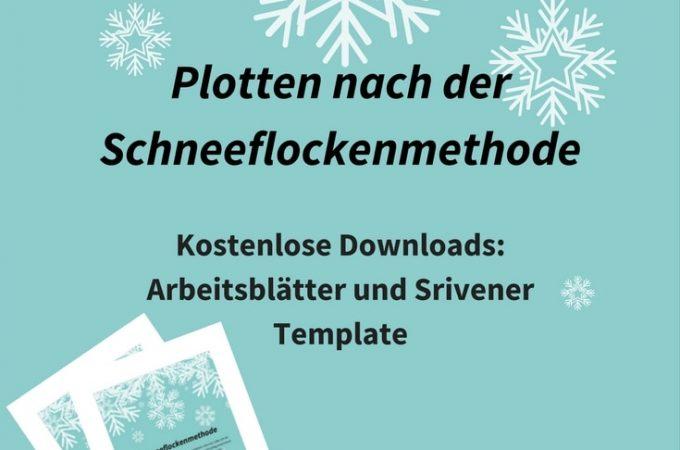 Blogbeitrag Schneeflocken-Methode Titelbild