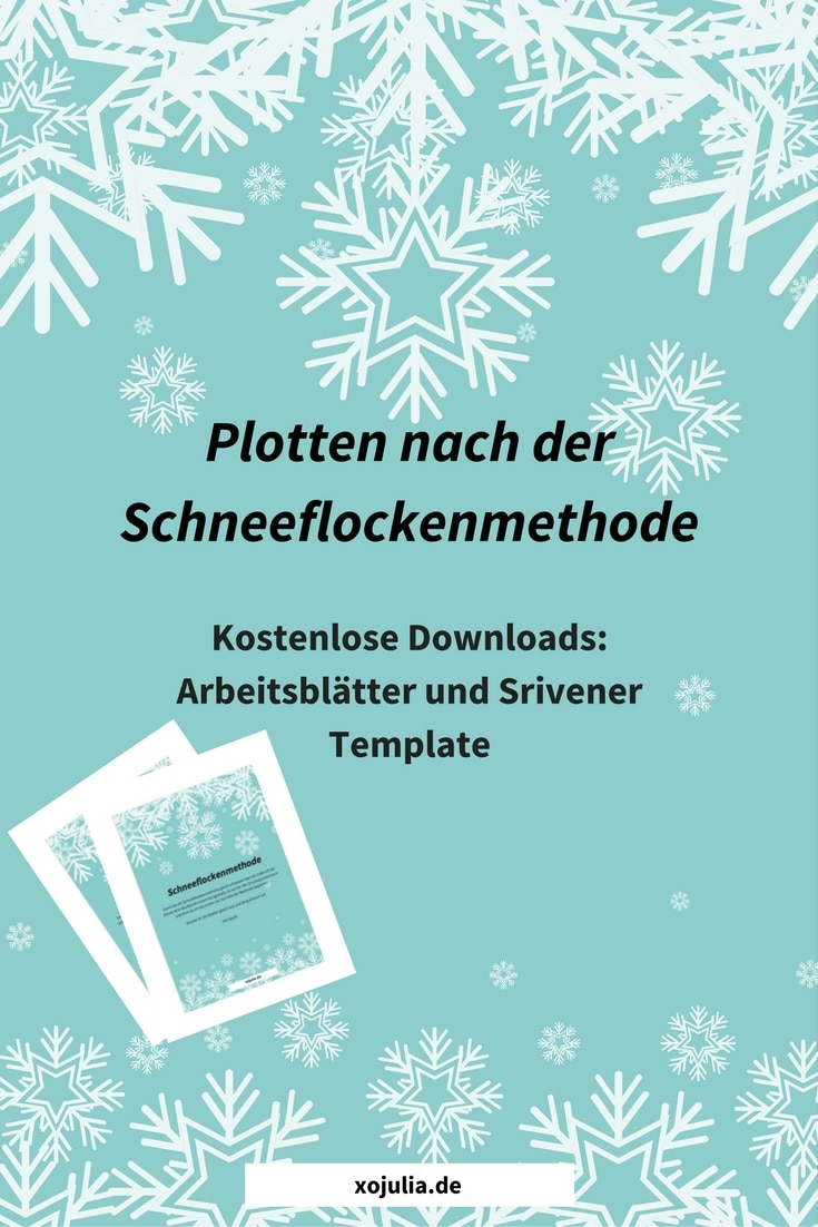 Plotten nach der Schneeflocken-Methode (Snowflake Method)