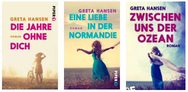 Greta Hansen Buchcover I