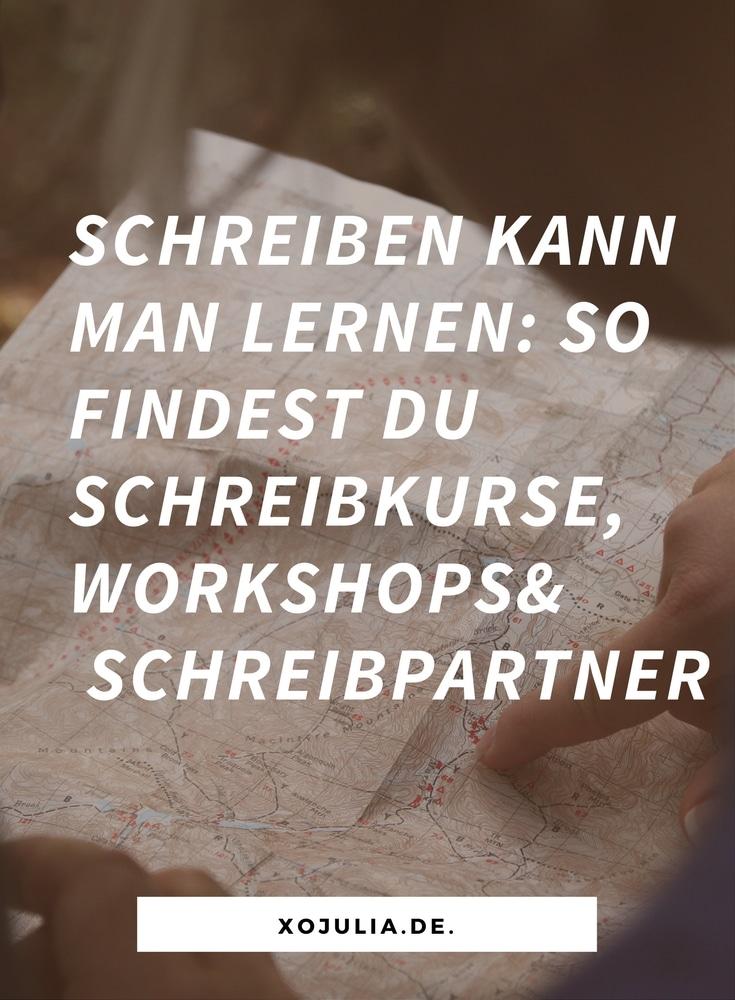 SCHREIBEN KANN MAN LERNEN_ SO FINDEST DU SCHREIBKURSE, WORKSHOPS UND SCHREIBPARTNER
