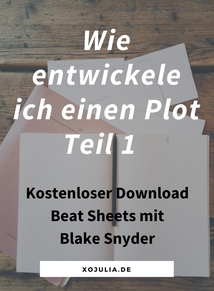 Plot entwickeln Plot Methoden Beat Sheets Blake Snyder Save the Cat