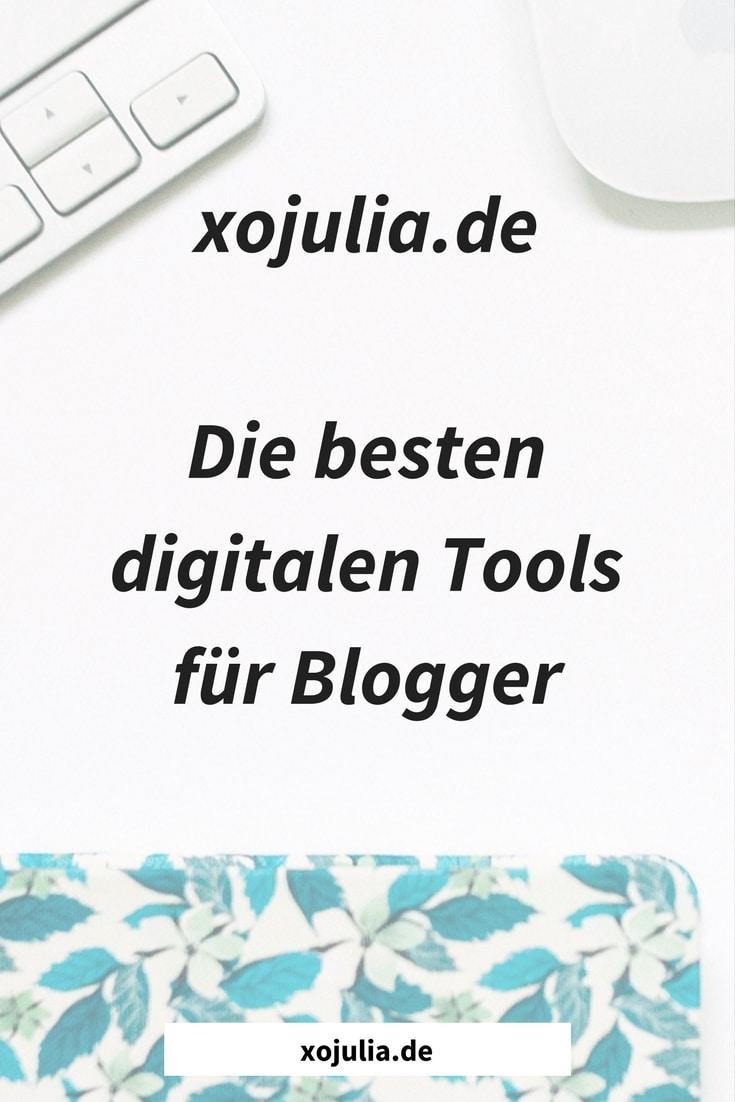 Die besten digitalen Tools fuer Blogger