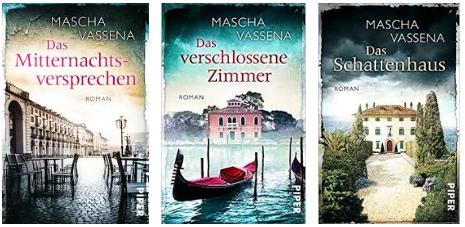 Mascha Vassena Buchcover I