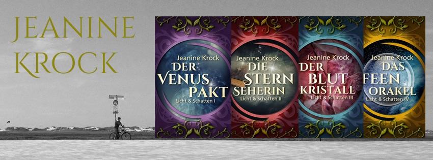 Buchcover Jeanine Krock