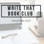 Write That Book Club November 2020 – jetzt anmelden